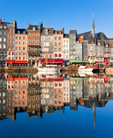 Normandy a wine region with Paris Wine Day Tours