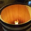 Toasted cask